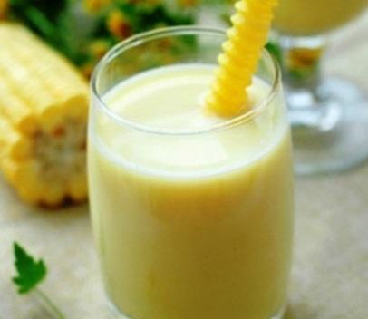 Susu barbahan dasar jagung