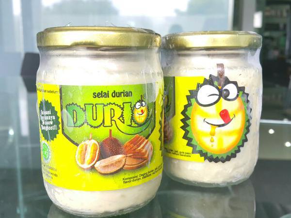 Selai Durian Durio