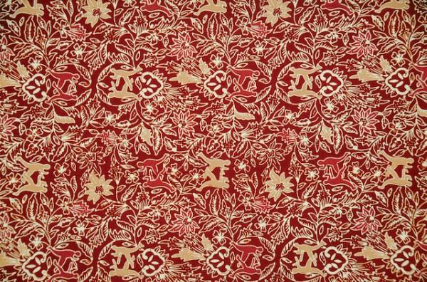 Batik Cianjur Maenpo