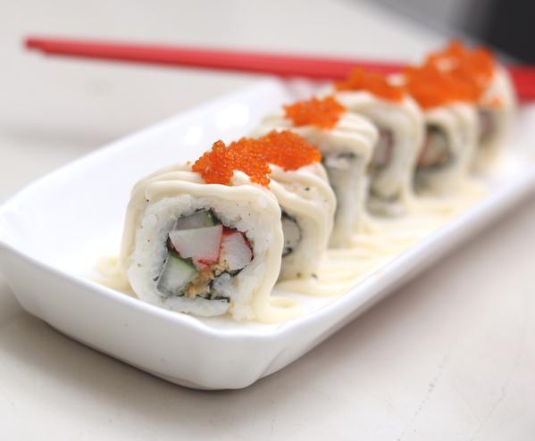 Sushi Bizkid, enak dan terjangkau