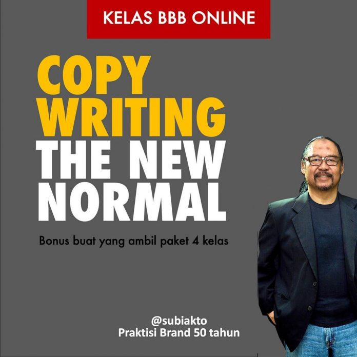 Copywriting The New Normal